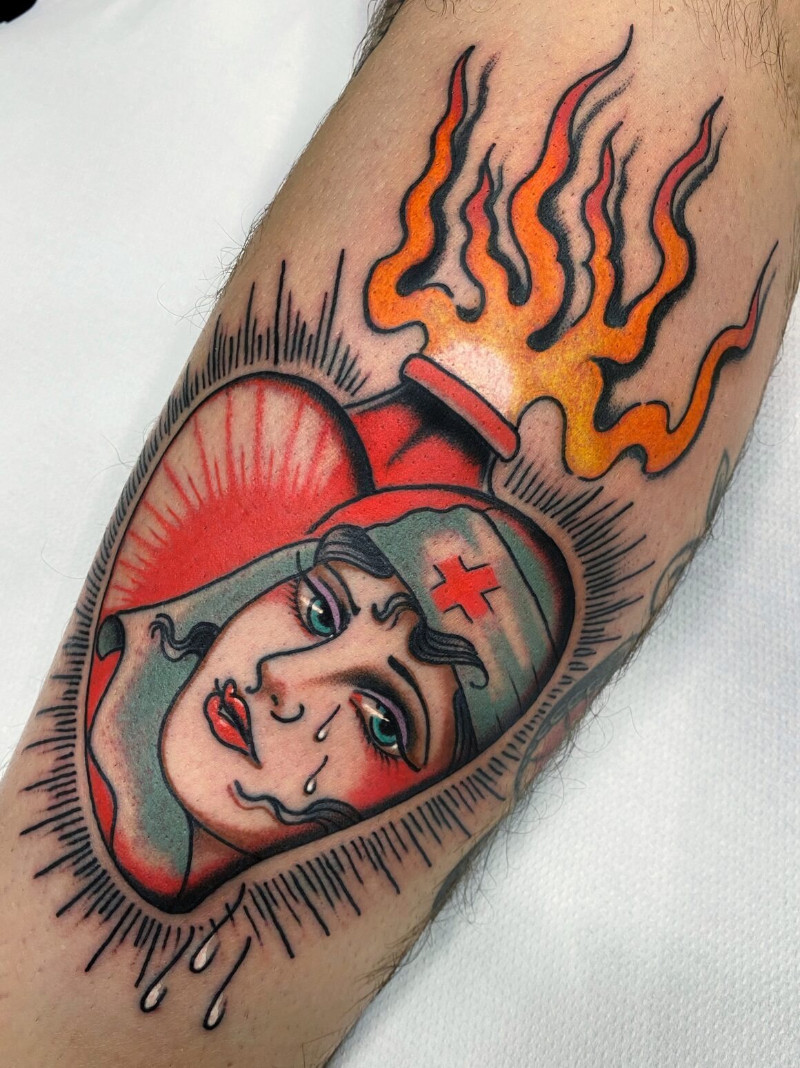 Gianluca Artico, Macko Tattoo Shop, Roma
