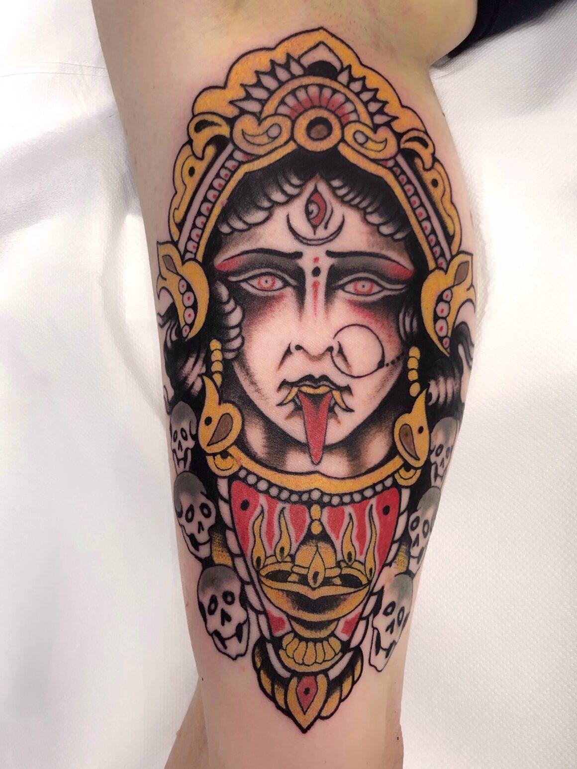 Simone Sbam, Creature Tattoo, Savona
