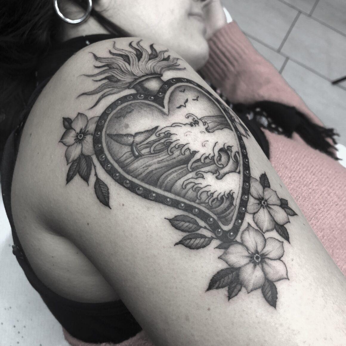 Diletta Lembo, Wildink Tattoo Crew, Napoli