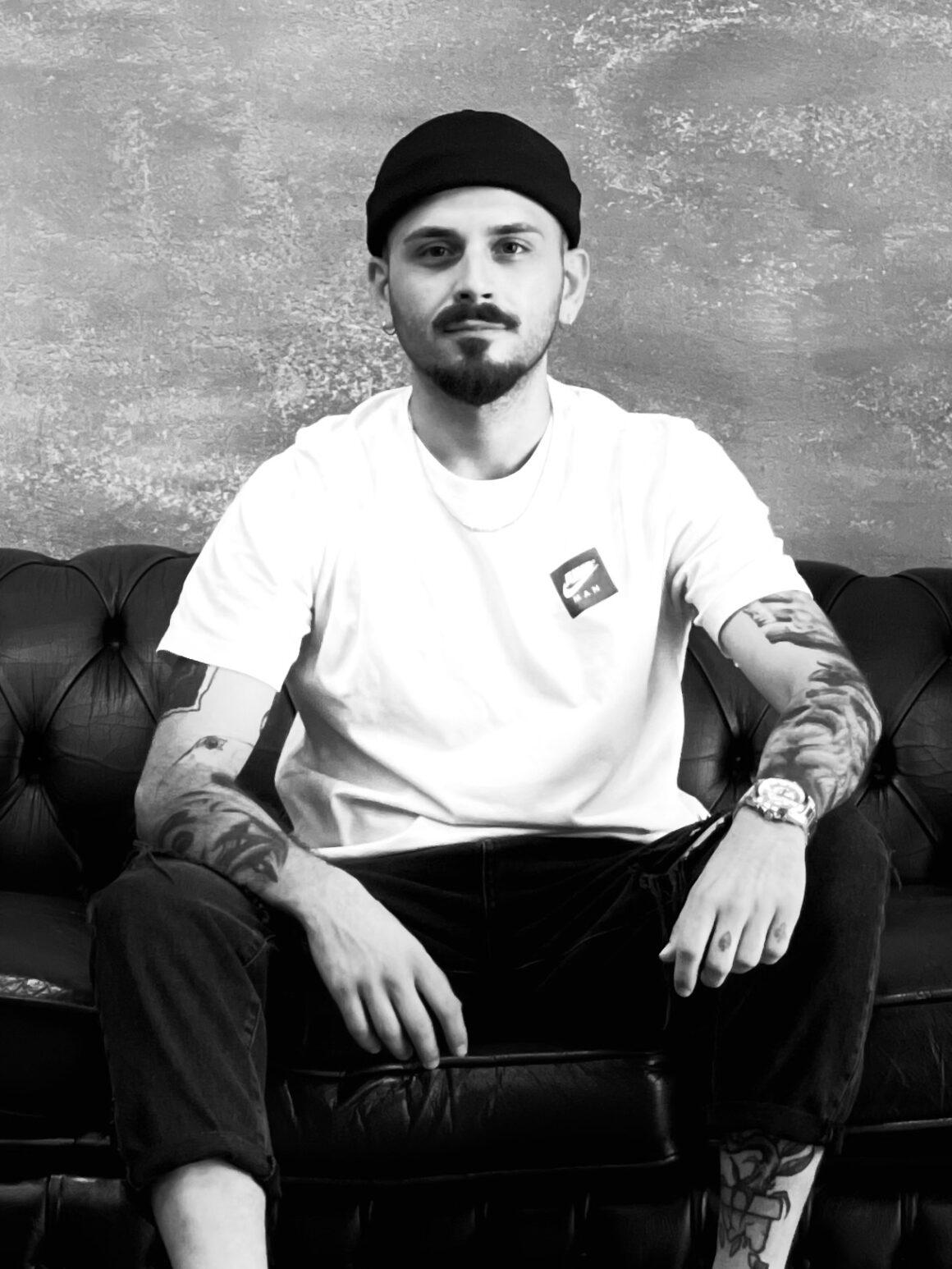 Diego De Sintas, Family Addiction Tattoo Shop, Giugliano In Campania