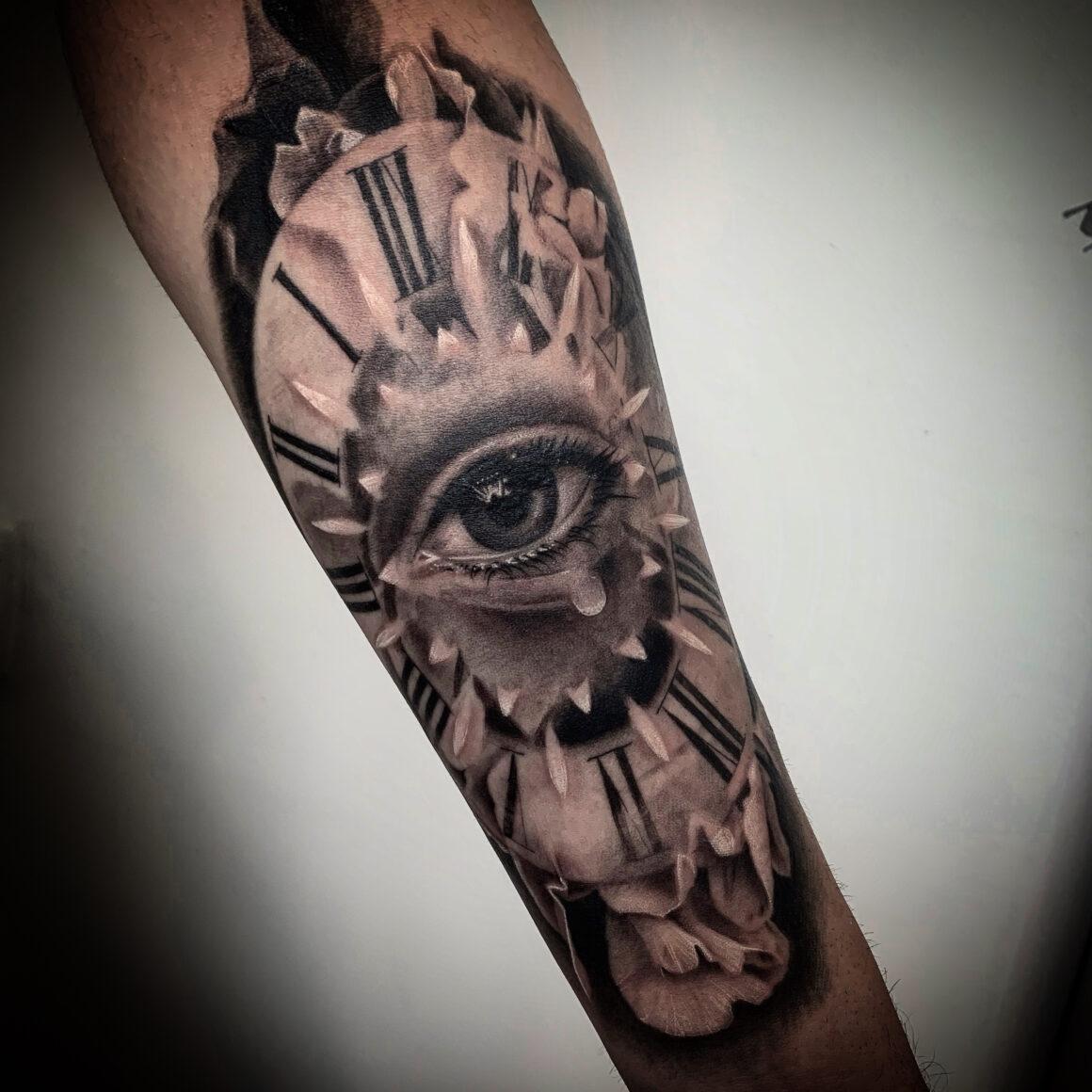 Mauro Alberti, InKing Tattoo Studio, Caldogno, Vicenza