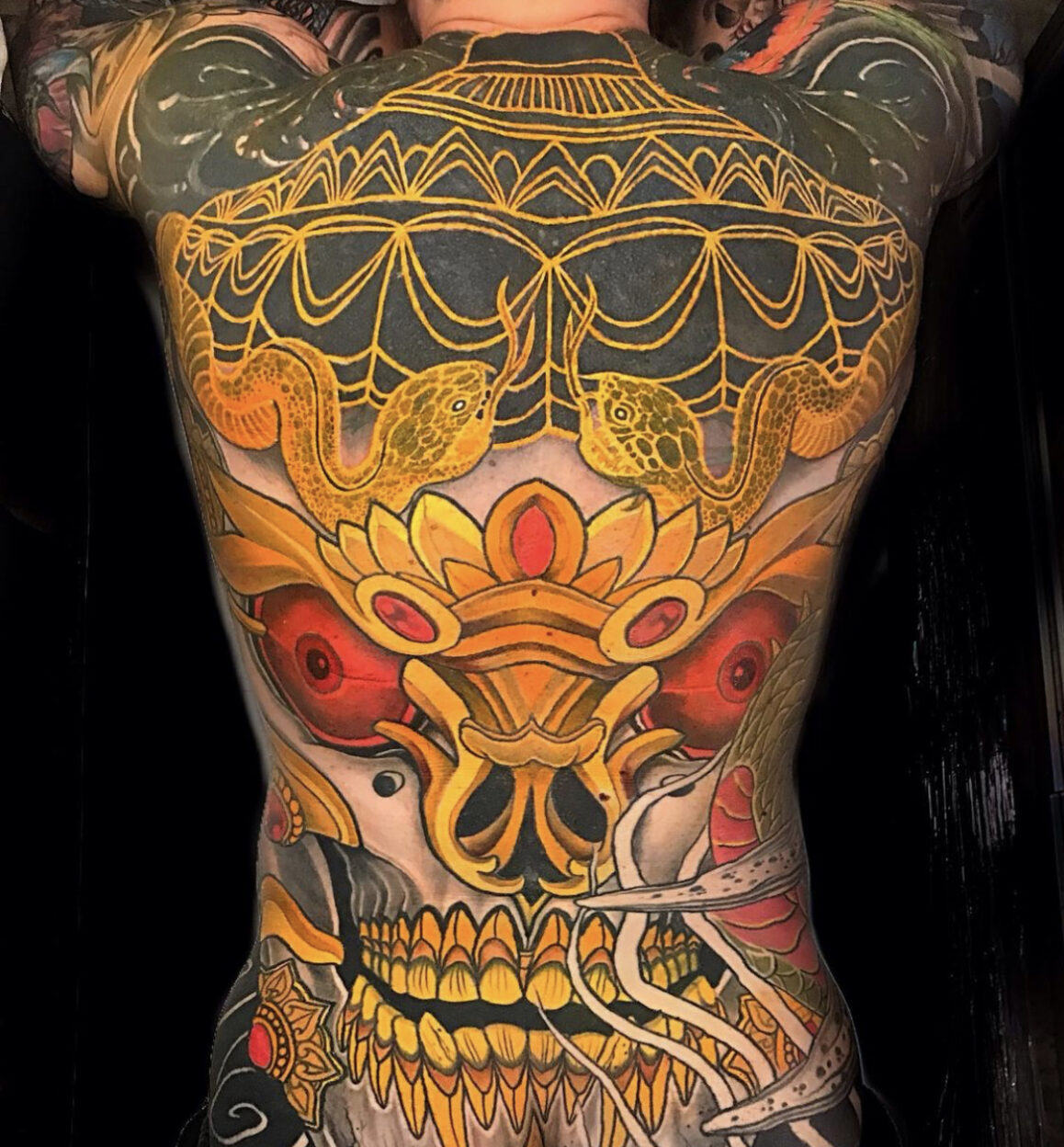 Tattoo by Noa Palmisano, @noapalmisano_ink